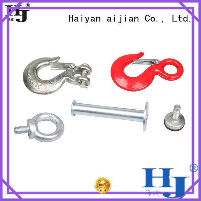 Custom hardware accessories for business