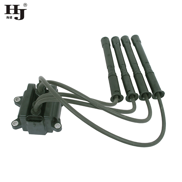 Ignition Coil For Renault 8200051228 With Different Length Of Lines