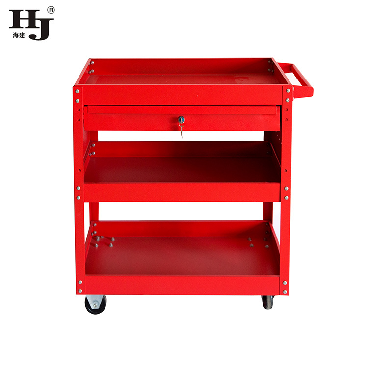 Three Layers And One Drawerheavy Duty   Tool Cabinet