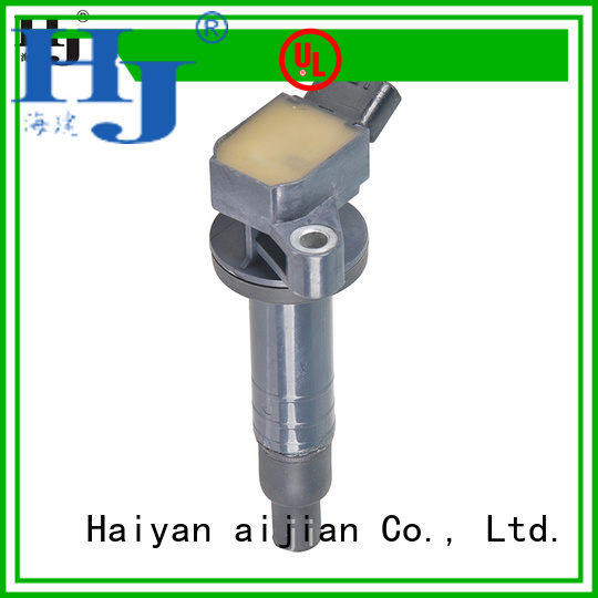 Haiyan used ignition coil pack company For car