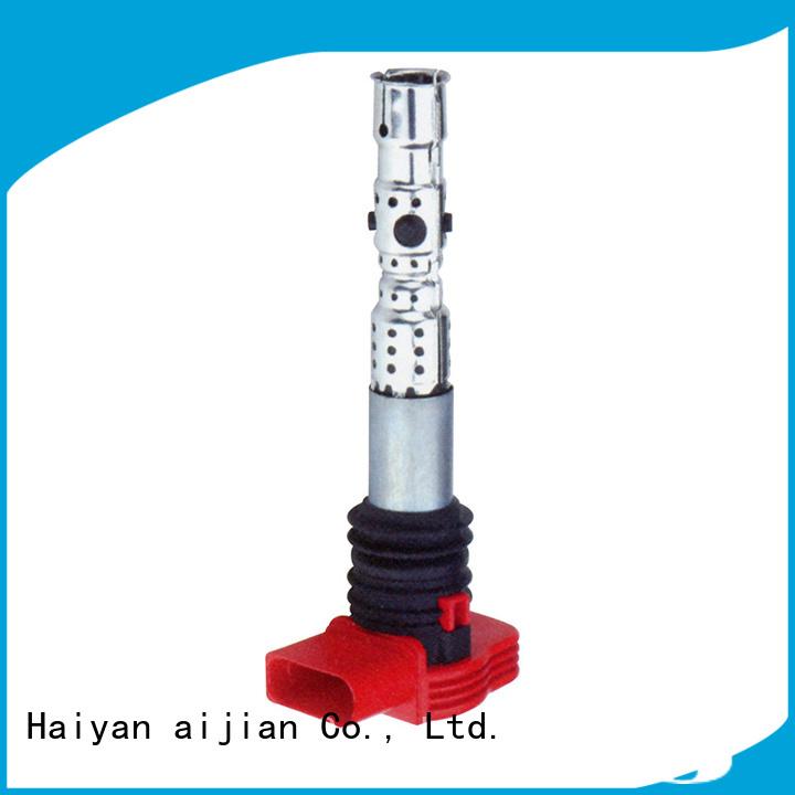 Haiyan Custom vehicle coil factory For Daewoo