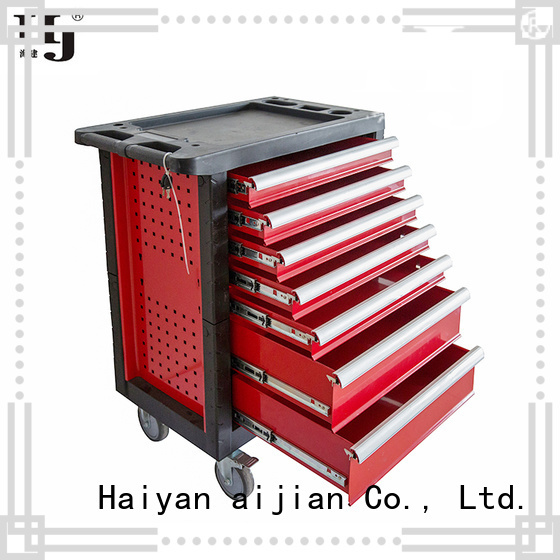 Haiyan Custom roller cabinet tool chest company For industry