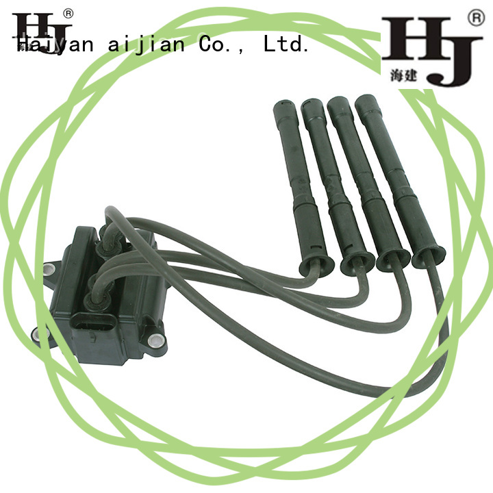 Top ignition coil vs coil pack company For Toyota