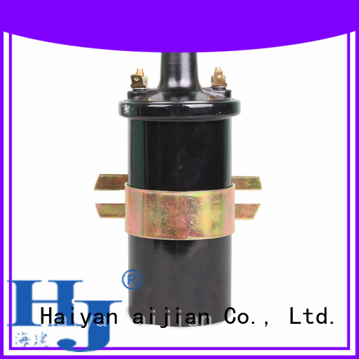 Latest ignition coil and distributor Supply For Toyota