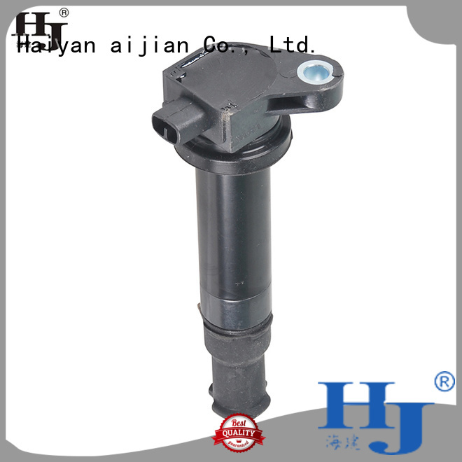 Haiyan New used ignition coil pack for business For Renault