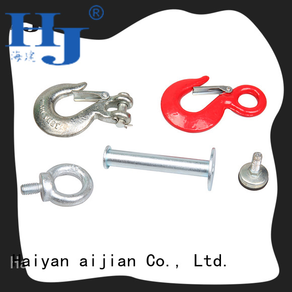 Haiyan hardware accessories factory For hardware parts