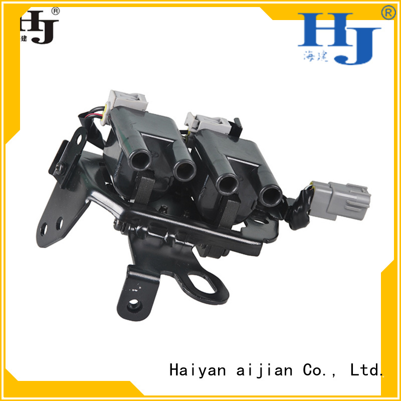 New what does an ignition coil do company For Toyota