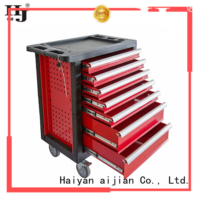 Haiyan High-quality stainless steel rolling tool cabinet for business For industry