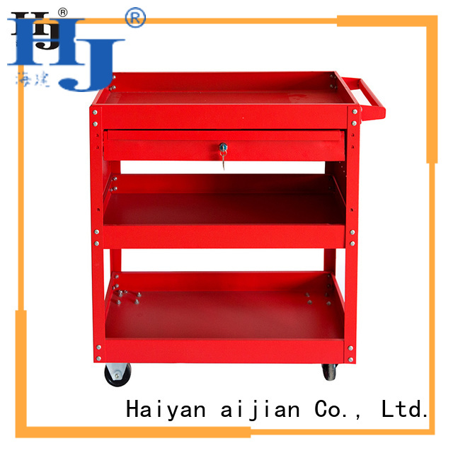 Haiyan rolling tool storage workbench Suppliers For industry
