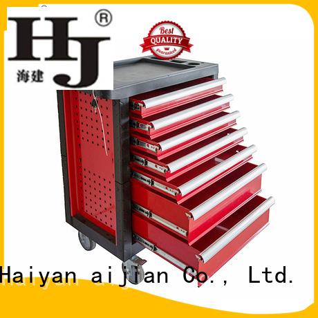 Haiyan Custom tool chest side locker company For tool storage