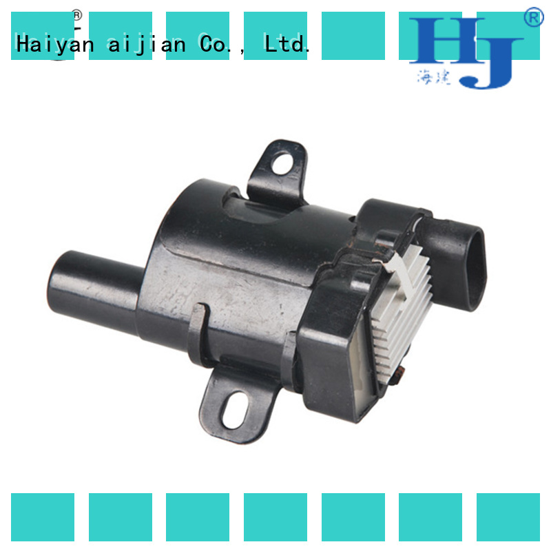 Custom high performance ignition coil Supply For Hyundai