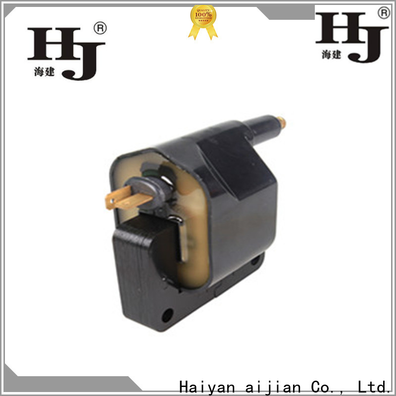 Haiyan New ignition coil operation Suppliers For Daewoo