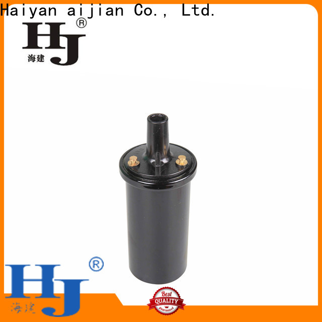 Haiyan high performance ignition coil packs for business For Opel