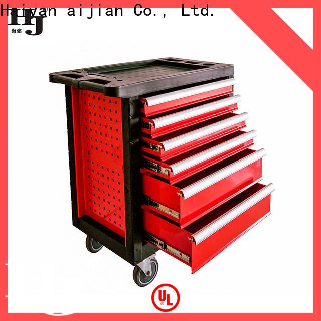Haiyan Custom rolling tool storage box company For tool storage