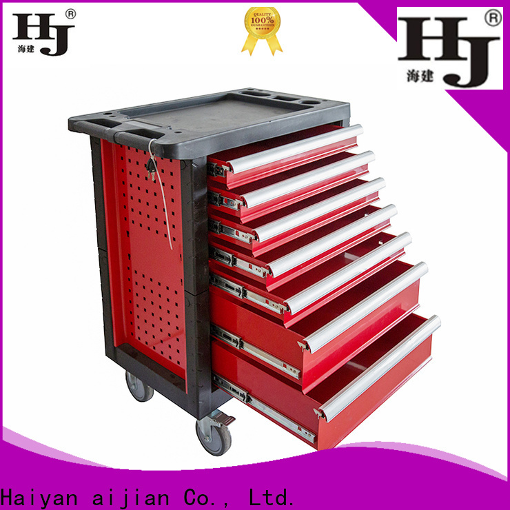 Haiyan High-quality chest type tool boxes factory For tool storage