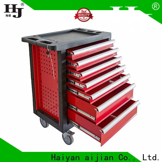 Haiyan 46 inch top tool chest Supply For industry
