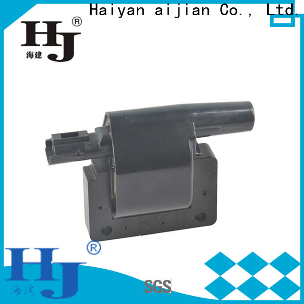 Haiyan Best ignition coil vs spark plug company For Renault