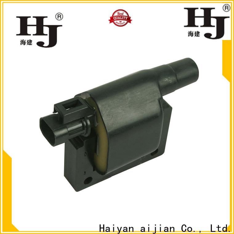 Haiyan High-quality plug top ignition coil factory For Daewoo