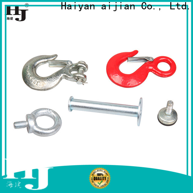 Haiyan industrial d rings Suppliers For hardware parts