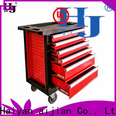 Haiyan cheap big tool box factory For industry
