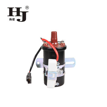 Oil Filled Ignition Coil Auto Parts For Classic Car