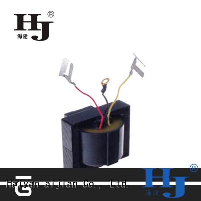 Haiyan spark plug ignition coil replacement company For Daewoo
