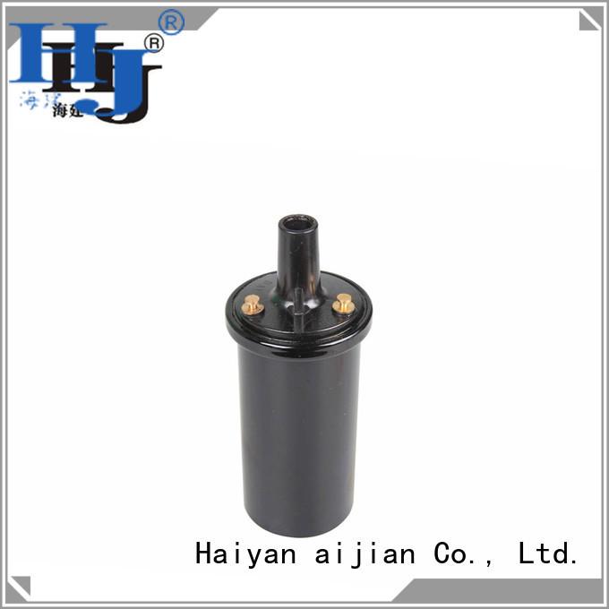 Haiyan Wholesale spark plug coil price factory For car