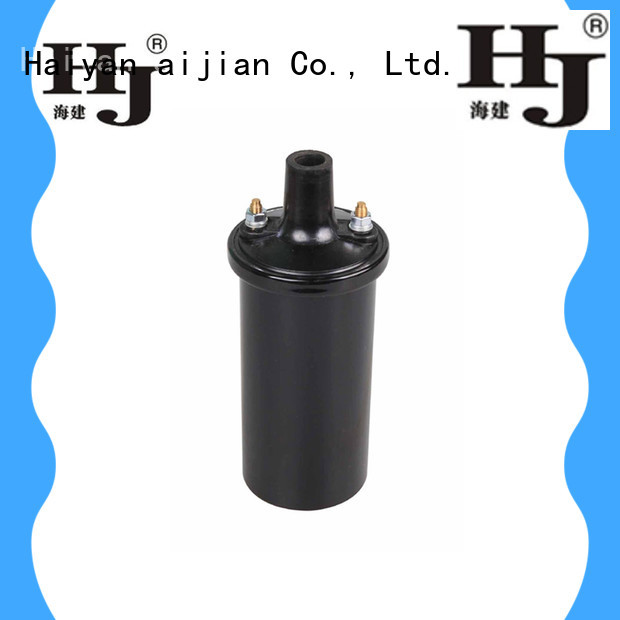 Haiyan New spark plug coil price factory For car